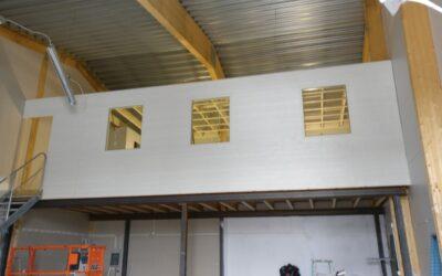 Loft industrilokal